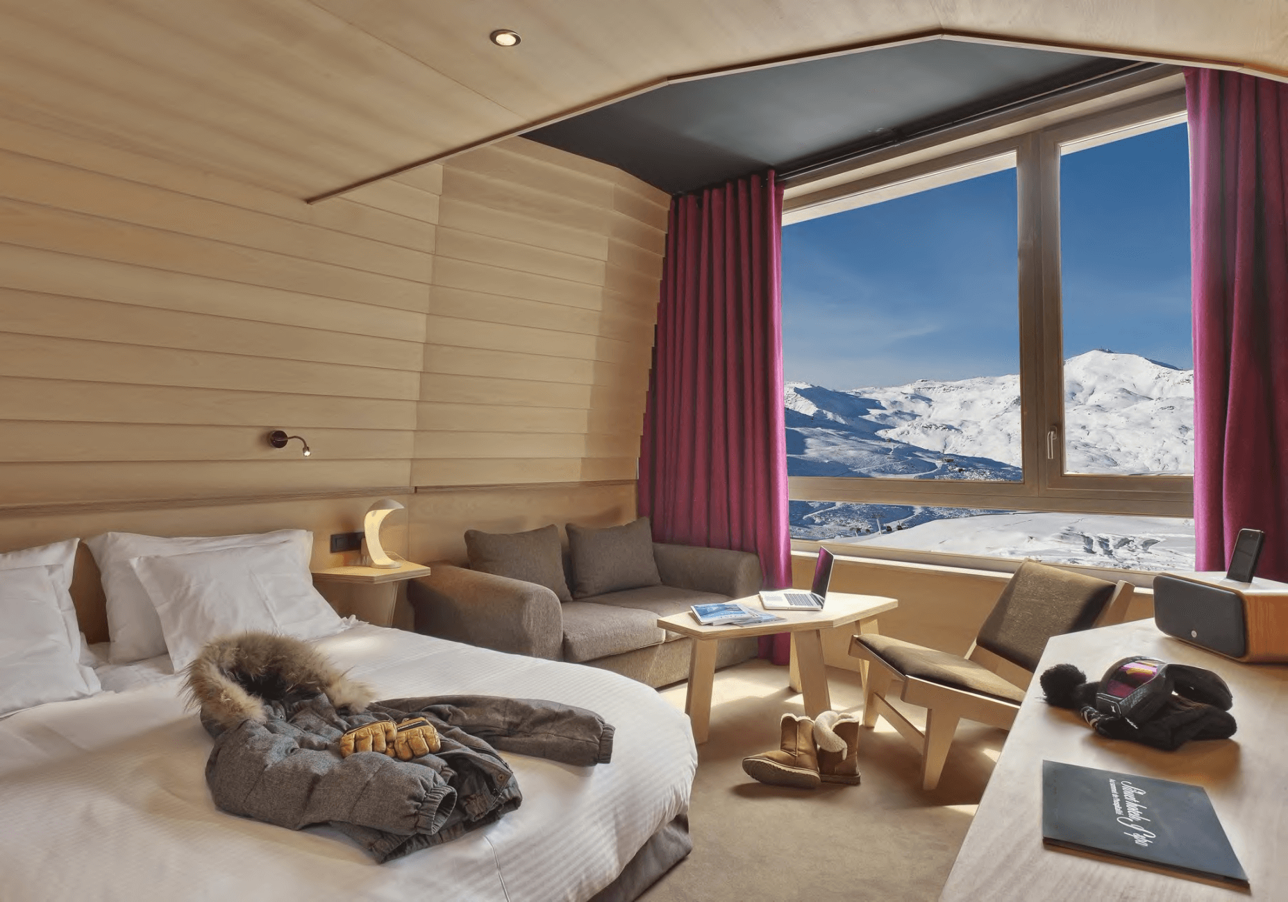 Hotel Val Thorens inclusief skipas