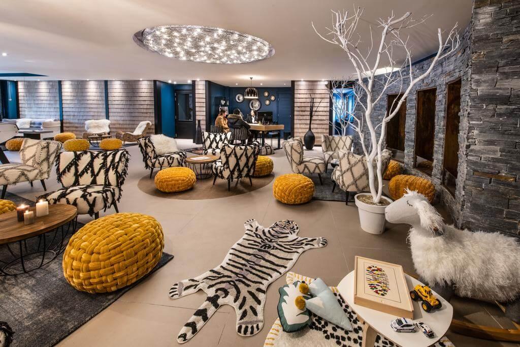 design hotel val thorens